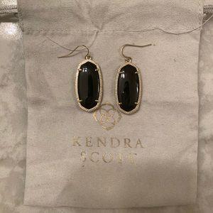 Kendra Scott Jewelry - black kendra scott earrings
